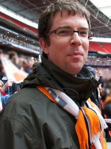 Edward Gillespie, 38, went missing on 22 December